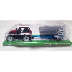 Tartályos Traktor Fiús Játékok