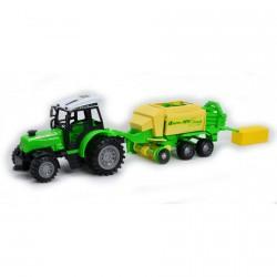 Bálázós Játék Traktor Fiús Játékok