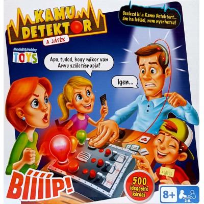 Kamu Detektor Társasjáték
