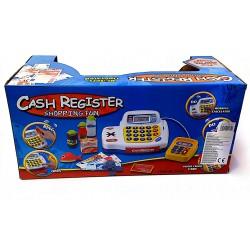 Játék Pénztárgép Bankkártyalehúzóval Fiús Játékok