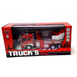 Távirányítós Játék Tűzoltóautó Autók