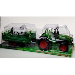 Állatszállító Játék Traktor Fiús Játékok