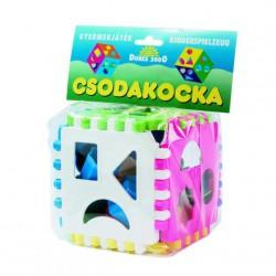 Csoda Kocka - Készségfejlesztő Készségfejlesztő Bébi Játék