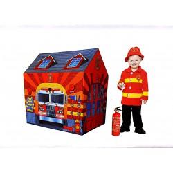 Tűzoltós  Játéksátor Sátrak, Kuckók, Játékházak