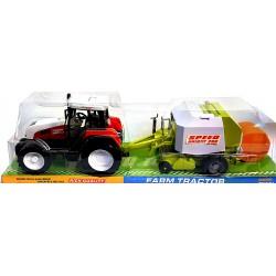 Bálázós Óriás Játék Traktor Traktorok, Munkagépek