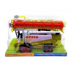 Játék Kombájn - Nagy Méret Traktorok, Munkagépek
