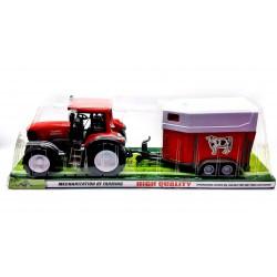 Lószállító Óriás Traktor Traktorok, Munkagépek