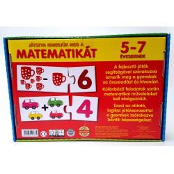 Játszva Ismerjük Meg A Matematikát Társasjáték