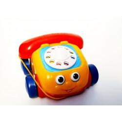 Baby Húzogatós Telefon Egyéb Bébi Játék