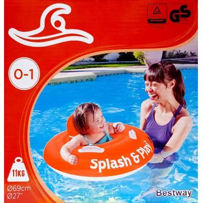 Baby Úszógumi Beleülős