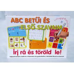ABC betűi és első szavaim Társasjáték