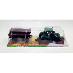 Rönkszállító Traktor Fiús Játékok
