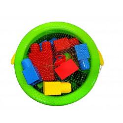 Maxi Blocks 24 Db os Építő Egyéb Bébi Játék