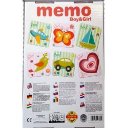 Memória Játék Kreatív, Készségfejlesztő Játékok