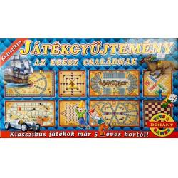 Családi Játékgyűjtemény Társasjáték