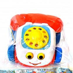 Baby Húzogatós Játék Telefon Egyéb Bébi Játék