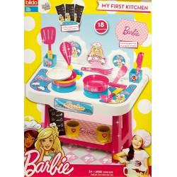 Barbie Konyha 18 Db os Konyhák, Edények, Főzőcske