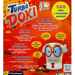 Turbó Doki Fiús Játékok