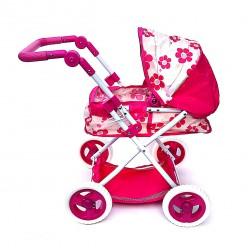 Babakocsi Állítható Magasságú Lányos Játékok