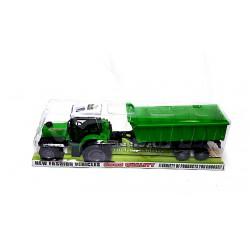 Pótkocsis Traktor Fiús Játékok