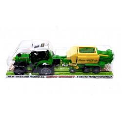 Kocka Bálás Traktor Fiús Játékok