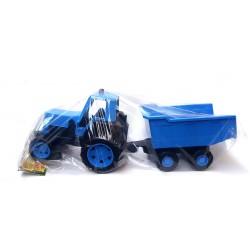 Pótkocsis Nagy Traktor Fiús Játékok