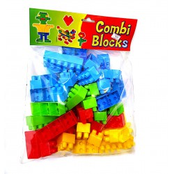 Combi Blocks Építőkocka Fiús Játékok