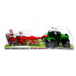 Tárcsás Traktor Fiús Játékok