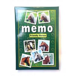Lovas Memória Játék Kreatív, Készségfejlesztő Játékok