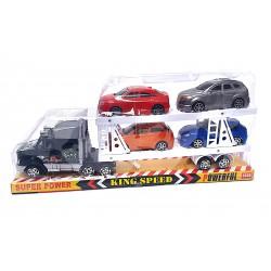 Autó Szállító Kamion Egyéb Autók, Járművek