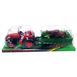 Állat Szállító Traktor Fiús Játékok
