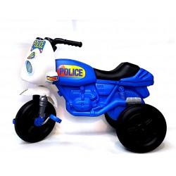 Gyermek Pedálos Rendőr Motor Fiús Játékok